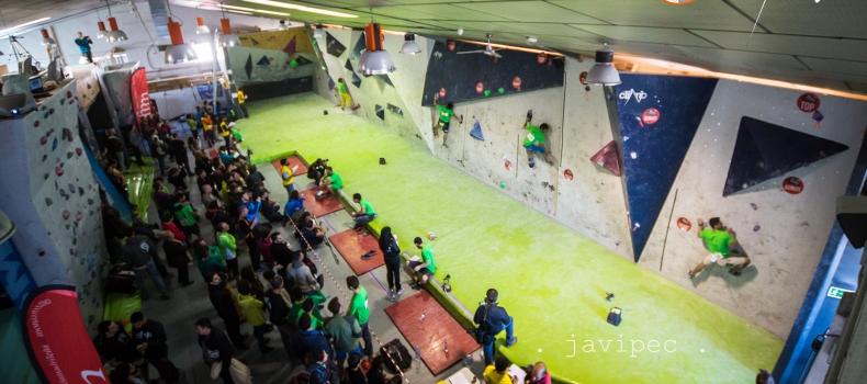 Copa de España de Bloque 2015 en The Climb
