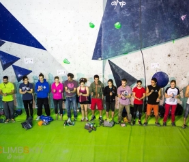 Vídeo completo The Climb Open Boulder Festival 2016