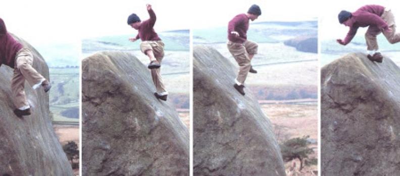 El taller de técnica de escalada por Johnny Dawes 9 y 10 de abril