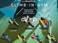 La Sportiva Climb In Gym en The Climb