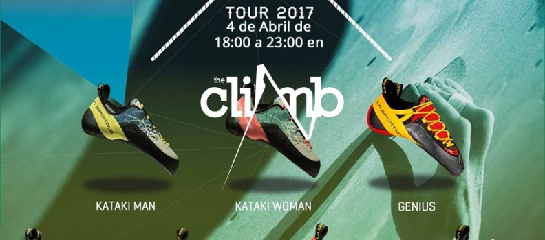 La Sportiva Climb In Gym en The Climb
