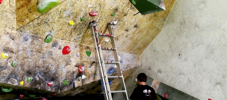 Junio se llena de boulders en The Climb