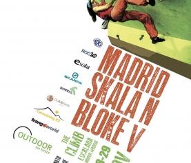 OPEN ESCALADA MADRID SKALA N BLOKE V