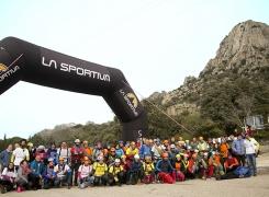 Crónica VI Rally de Escalada de La Cabrera