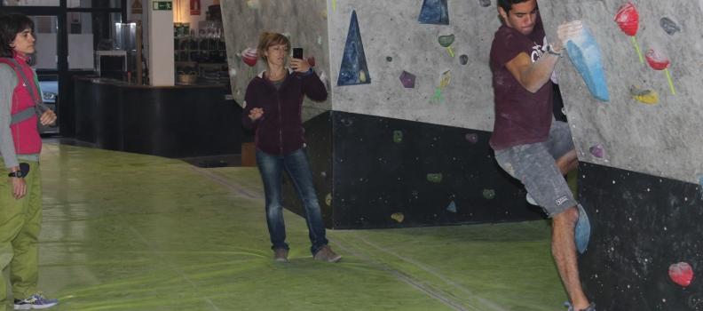 Simulacro Equipo Competición The Climb