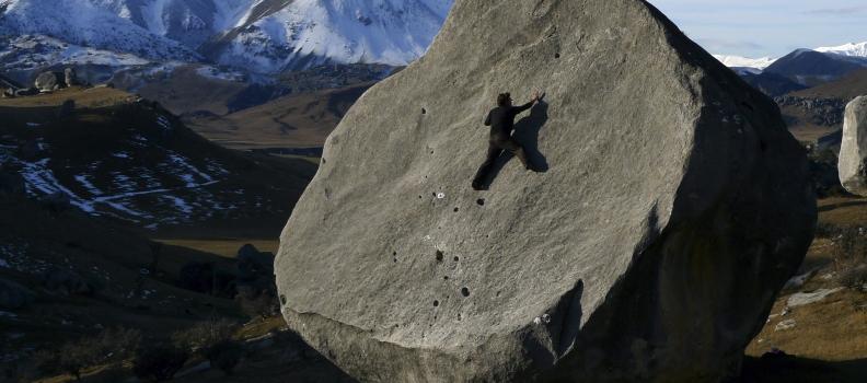 Escalada en Roca comienza la temporada