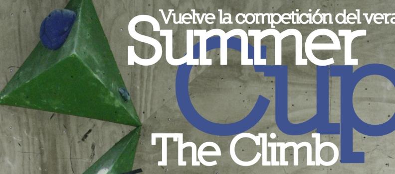 VUELVE LA ESPERADA THE CLIMB SUMMER CUP