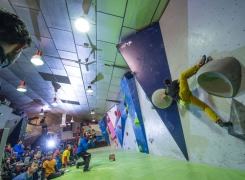 Lo que dio de sí el sexto Open Boulder Festival The Climb