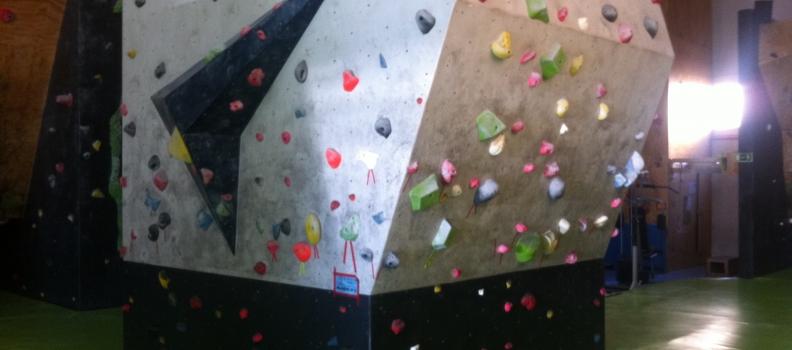 Nuevos Boulders Amarillos, Blancos y Rojos