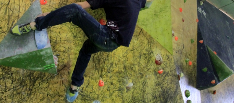 Demo de los nuevos modelos de Boreal en The Climb