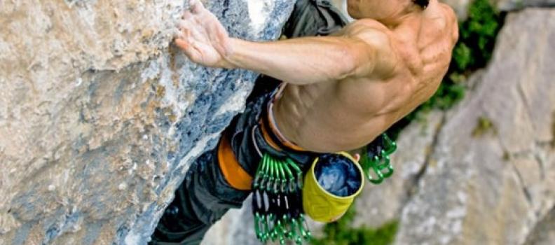 Master Class de Patxi Usobiaga en el Open de The Climb