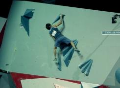 Campeonato del Mundo Escalada Paris 2016