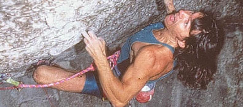 Dos décadas de la desaparición del mito de la escalada Wolfgang Gullich